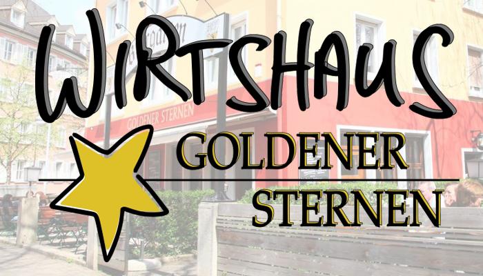 Wirtshaus Goldener Sternen Logo