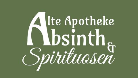 Alte Apotheke Absinth und Spirituosen Logo