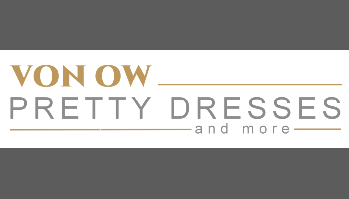 PRETTY DRESSES and more Logo