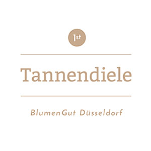 1st Tannendiele BlumenGut Logo
