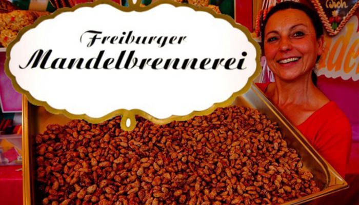 Freiburger Mandelbrennerei Logo
